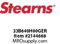 STEARNS 33B640H00GER BRAKE333-6 170/C/MR 151324