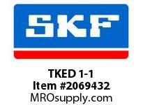 SKF-Bearing TKED 1-1