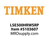 TIMKEN LSE500HRWSRP Split CRB Housed Unit Component