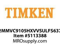 TIMKEN 2MMVC9105HXVVSULFS637 Ball High Speed Super Precision