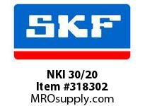 SKF-Bearing NKI 30/20