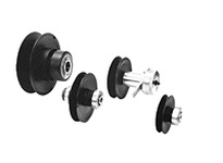 12905 1-1/8 PULLEY