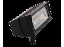 RAB FFLED18N/PCS FUTURE FLOOD 18W NEUTRAL LED + 120V PCS BRONZE