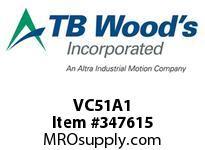 TBWOODS VC51A1 VC51AX1 MECH VAR-A-CONE