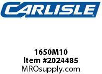 Carlisle 1650M10 Vee Rib M Carlisle
