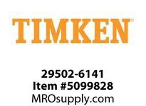 TIMKEN 29502-6141 Bearing Isolators