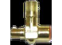 Taylor Pneumatic T-5710 BRASS REGULATOR w/Multi-position