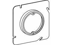 Orbit 53150 5S 1-1/2^ RAISED STEEL PLASTER RING