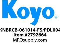Koyo Bearing RCB-061014-FS;PDL004 NEEDLE ROLLER BEARING