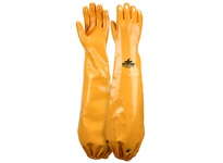 MCR MG9796XL Predaflex Shoulder Length Sandy Finish Yellow Abrasion 5