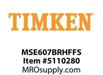 TIMKEN MSE607BRHFFS Split CRB Housed Unit Assembly
