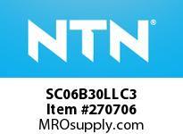 NTN SC06B30LLC3 SMALL SIZE BALL BRG(STANDARD)