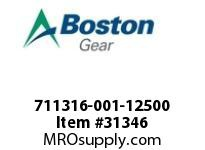 BOSTON 76350 711316-001-00000 REPAIR KIT ASSEMBLY 4F