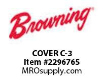 Morse COVER C-3 M SERIES CLUTCH