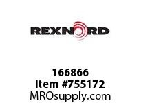 REXNORD 166866 7300410357214 4 HCB 14T 12/24DP SPLINE