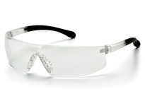 Pyramex S7210S Clear Frame/Clear Lens