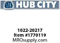 HubCity 1022-20217 KFB3-15/16LT Spherical Flange Block