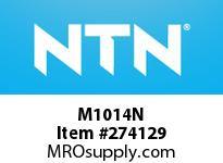 NTN M1014N CYLINDRICAL ROLLER BRG