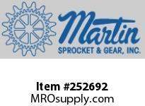 "Martin Sprocket 18CH2207-O 18"" X 3 7/16"" 220 HANGER-OIL"
