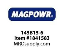 MagPowr 145B15-6 MODEL 85 PADH80W/O THERMOCPL