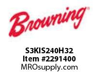 Browning S3KIS240H32 S3000 ASSY COMPONENTS