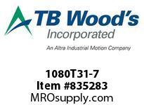 TBWOODS 1080T31-7 1080T31X7.0DBSE G-FLEX HUB
