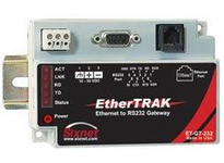 ET-GT-ST-3 EtherTRAK Redundant Ethernet I/O Gateway