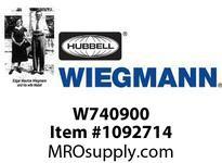 WIEGMANN W740900 TUBEAIRCOOLING900BTU