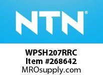 NTN WPSH207RRC HEAVY ADAPTER