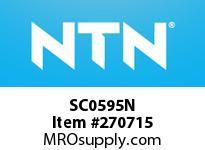 NTN SC0595N SMALL SIZE BALL BRG(STANDARD)