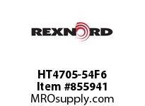 REXNORD HT4705-54F6 HT4705-54 F3 T6P S3 N2