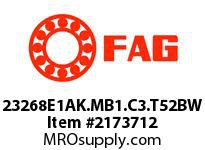 FAG 23268E1AK.MB1.C3.T52BW DOUBLE ROW SPHERICAL ROLLER BEARING