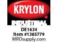 KRY DE1634 Engine Paint with Ceramic GM/Chrysler Low Gloss Black Dupli-Color 16oz. (6)
