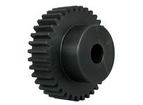 S1264 Degree: 14-1/2 Steel Spur Gear