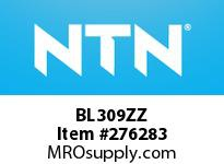 NTN BL309ZZ MEDIUM SIZE BALL BRG(STANDARD)