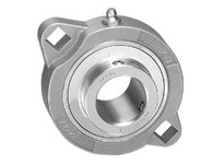 IPTCI Bearing SSBSLF207-23 BORE DIAMETER: 1 7/16 INCH HOUSING: 2 BOLT FLANGE SQ BOLT HOLE HOUSING MATERIAL: STAINLESS ST