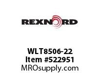 REXNORD WLT8506-22 WLT8506-22 169097