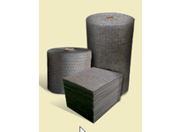 MBT GSMF300S Gray spunbond-fine fiber composite rolls are great dual-purpose sorbents. The spunbond side is abrasion-resistant which is great for foot traffic or heavy-duty wiping applications. The : gripping smooth surfaces (like cement)