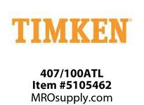 TIMKEN 407/100ATL Split CRB Housed Unit Component