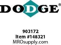 DODGE 903172 MTA3203H25T 180TC TORQUEARM RED