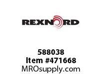 REXNORD 172237 588038 AMR 600 TPACK KIT SD