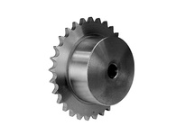 PTI 12B-23BH METRIC SPROCKET B-HUB HARDENED TEETH