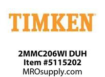 TIMKEN 2MMC206WI DUH Ball P4S Super Precision