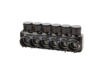 NSI IPLD750-6 750-250 MCM NON -UL POLARIS INSULATED MULTI-TAP CONN 6 PORT (DUAL SIDED ENTRY)