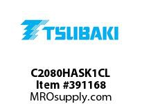 US Tsubaki C2080HASK1CL C2080HAS K-1 CONN LINK