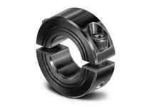 Climax Metal M2C-17 17mm ID 2pc Steel Split Shaft Collar