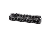 NSI IPLDH750-10 750-250 MCM UL POLARIS INSULATED MULTI-TAP CONN 10 PORT (DUAL SIDED ENTRY)