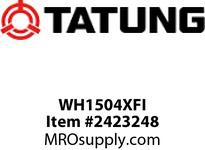 Tatung WH1504XFI 150 HP 1800 RPM 445T FRAME NEMA Premium 338 F/L AMPS 95.8 NOM> XP CL I Div I Grp D Foot Mounted 60