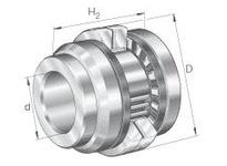 INA ZARN4075LTN Ball screw support bearing