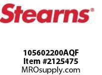 STEARNS 105602200AQF BRAKE ASSY-STD 125158